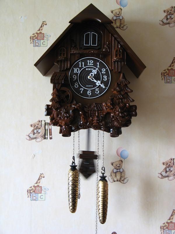 Продать с кукушкой часы как стоимости час чел калькуляция 1
